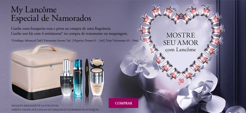 Banner My Lancome - ate 03-06