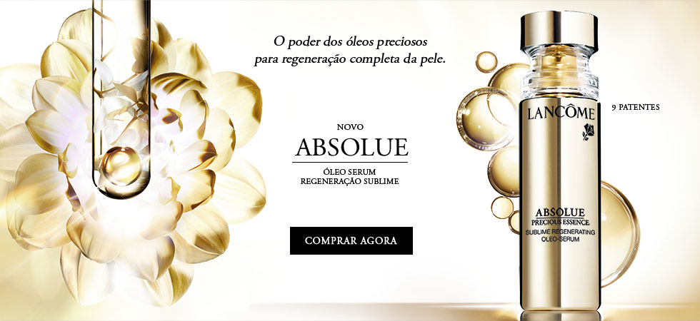 Banner Absolue Oleo Serum